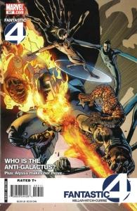 Fantastic Four #557