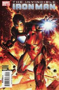 Invincible Iron-Man #2