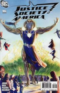 Justice Society of Amercia #16
